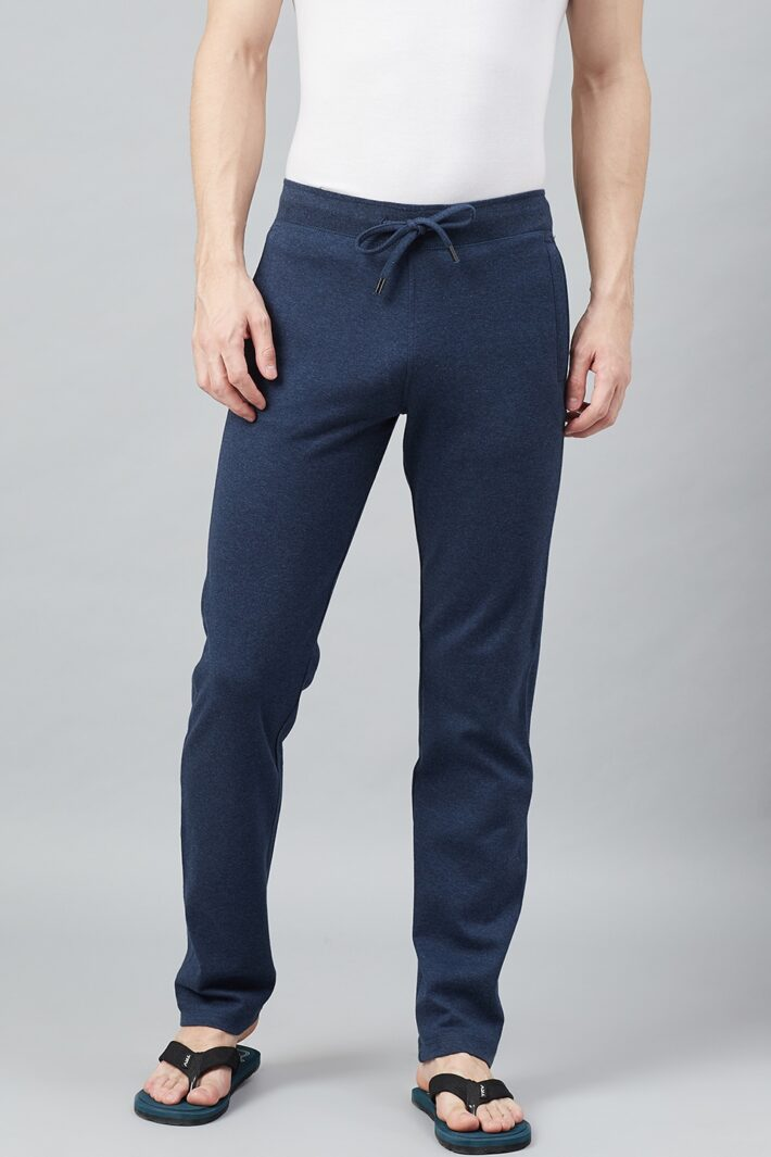 Fahrenheit Interlock Straight Pants Blue