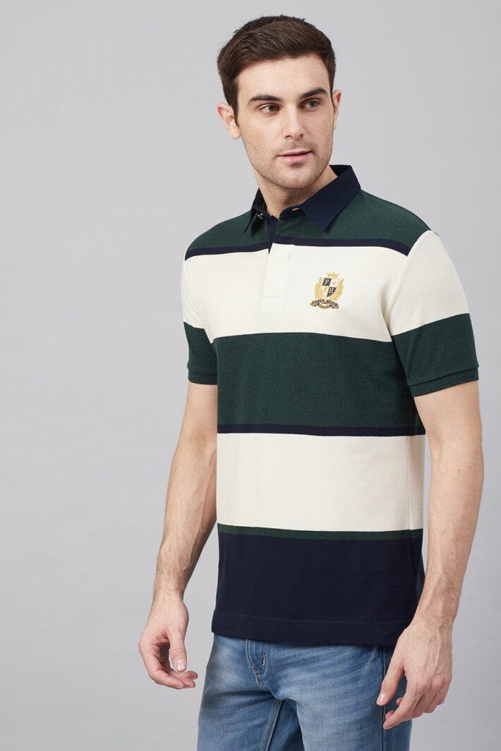 Fahrenheit Pique Rugby Polo