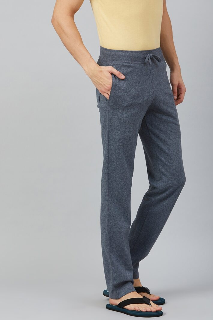 Fahrenheit Interlock Straight Pants Ash