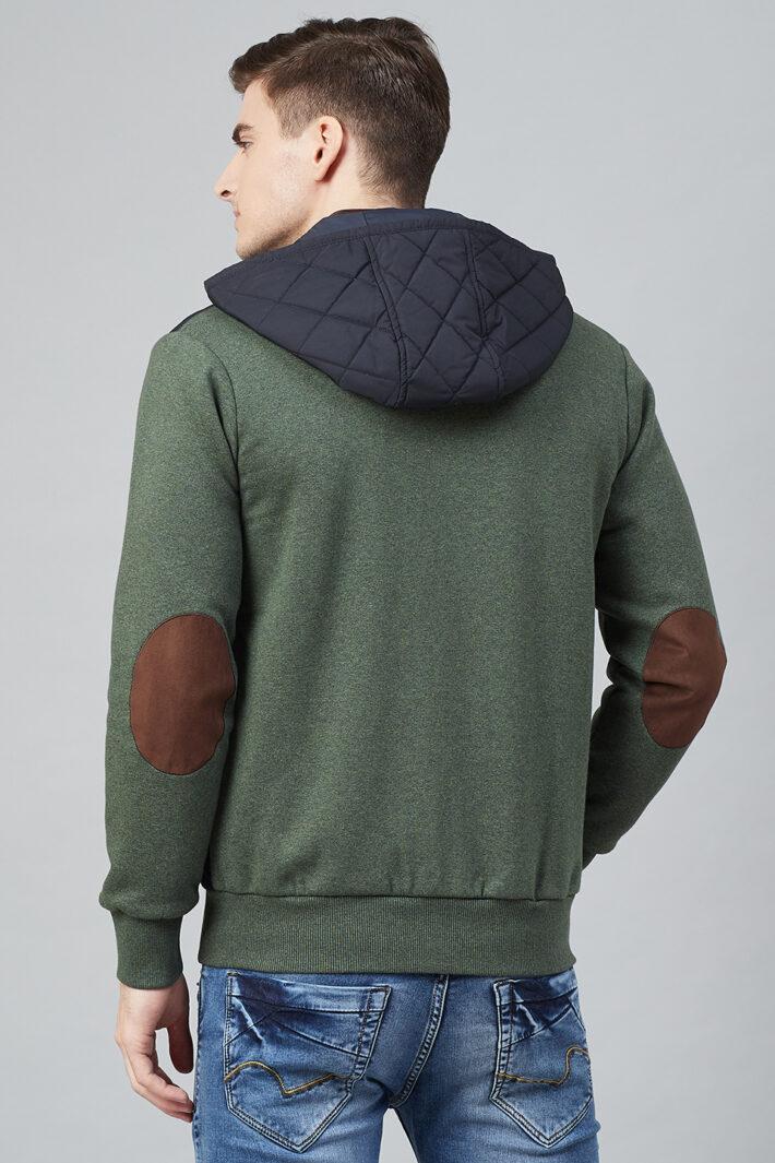 Fahrenheit Hooded Sweat Jacket